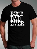 тениска-Best dad ever