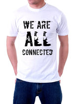 тениска COVID - 19 we are all connected