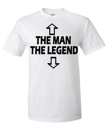 The Man -The legend