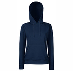 LADY-FIT CLASSIC HOODED SWEAT  ID189